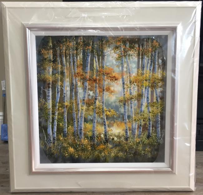 Woodland Whisper by Allan Morgan