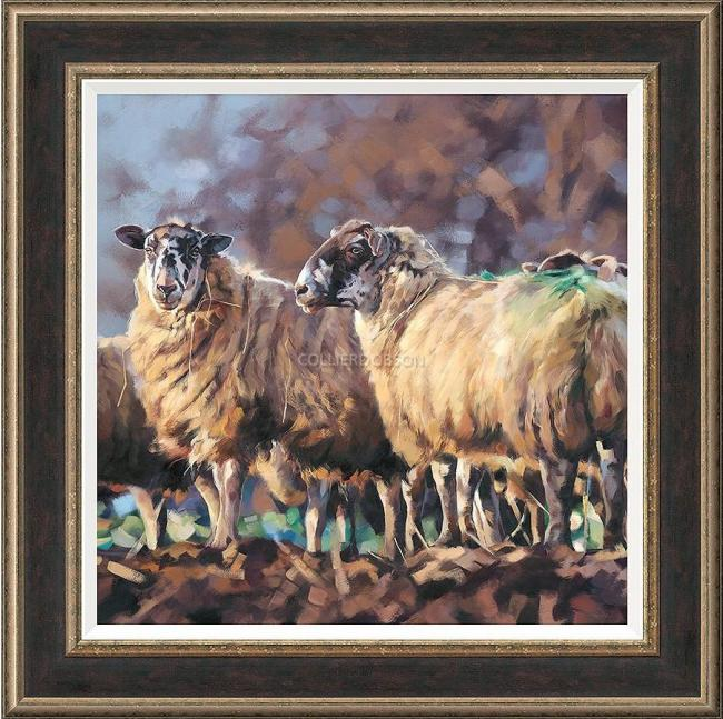 Wool and Straw by Debbie Boon