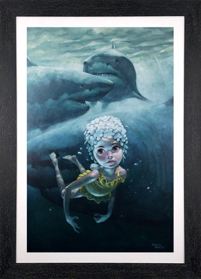 Worse Things Can Happen At Sea - Canvas by Craig Davison
