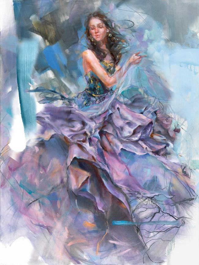 Woven Dreams Iby Anna Razumovskaya