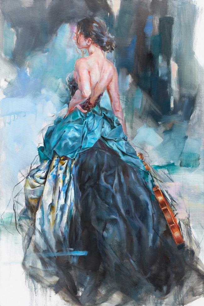 Woven Dreams IIby Anna Razumovskaya