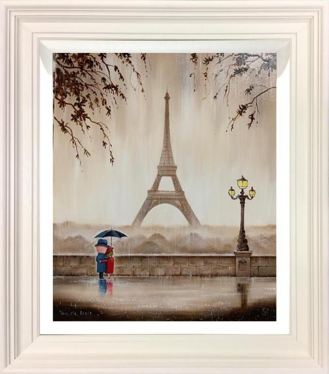 You, Me, Paris by Michael Abrams