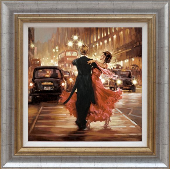 Romance in the City II by Mark Spain