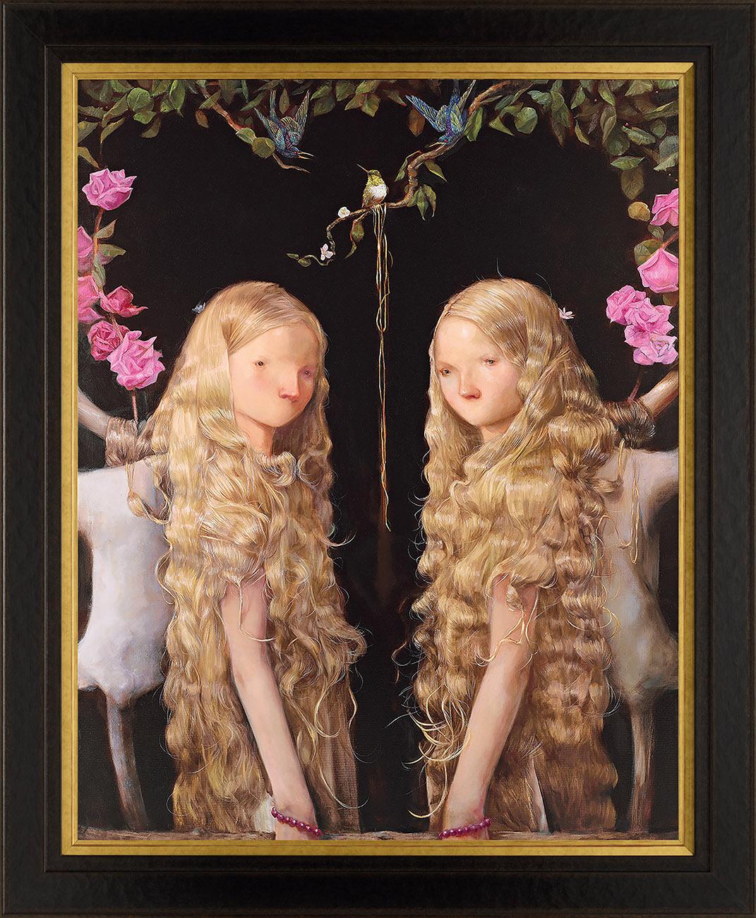 Elisabeth & Alice by Shazia