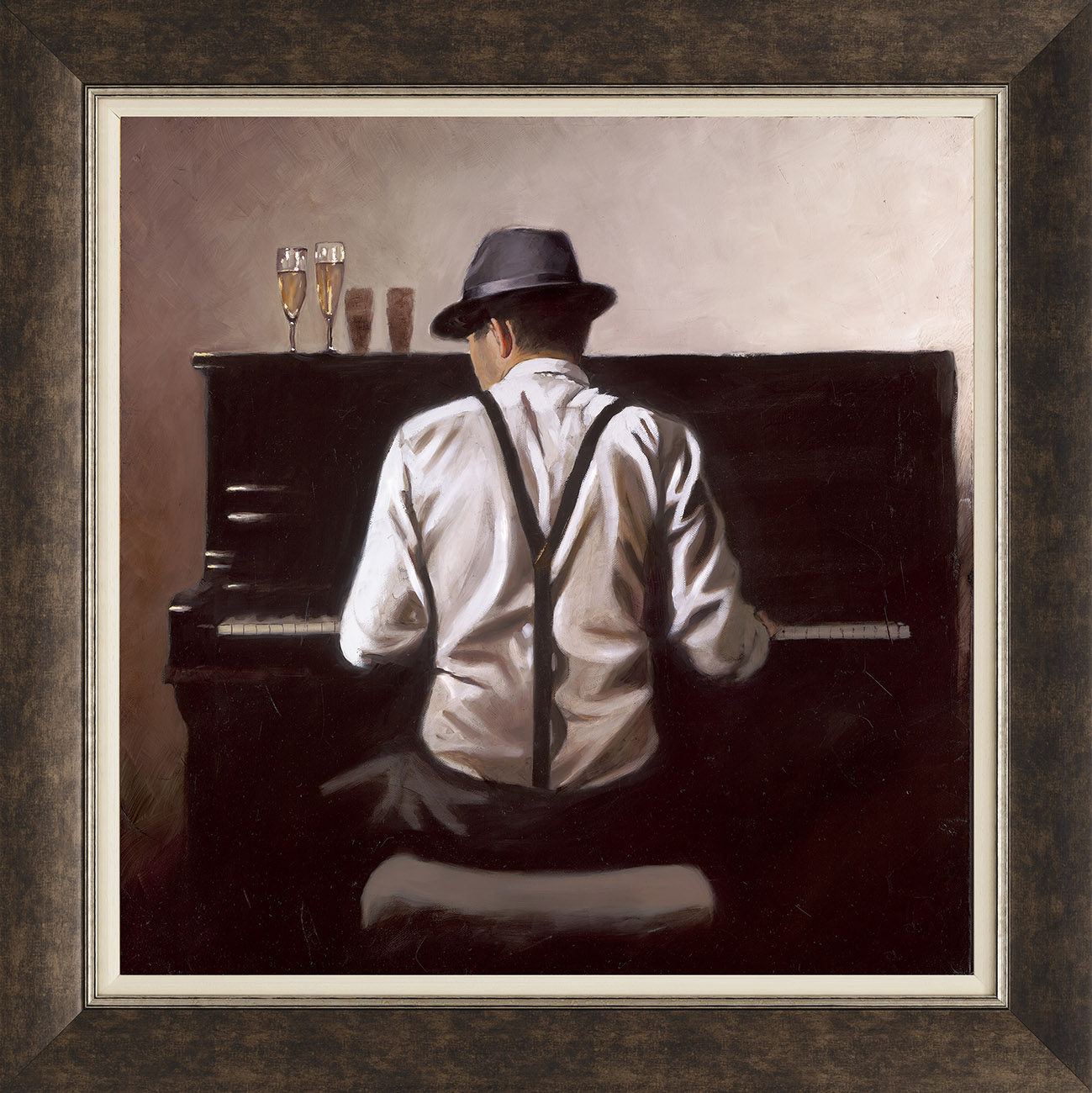 Piano Man by Richard Blunt