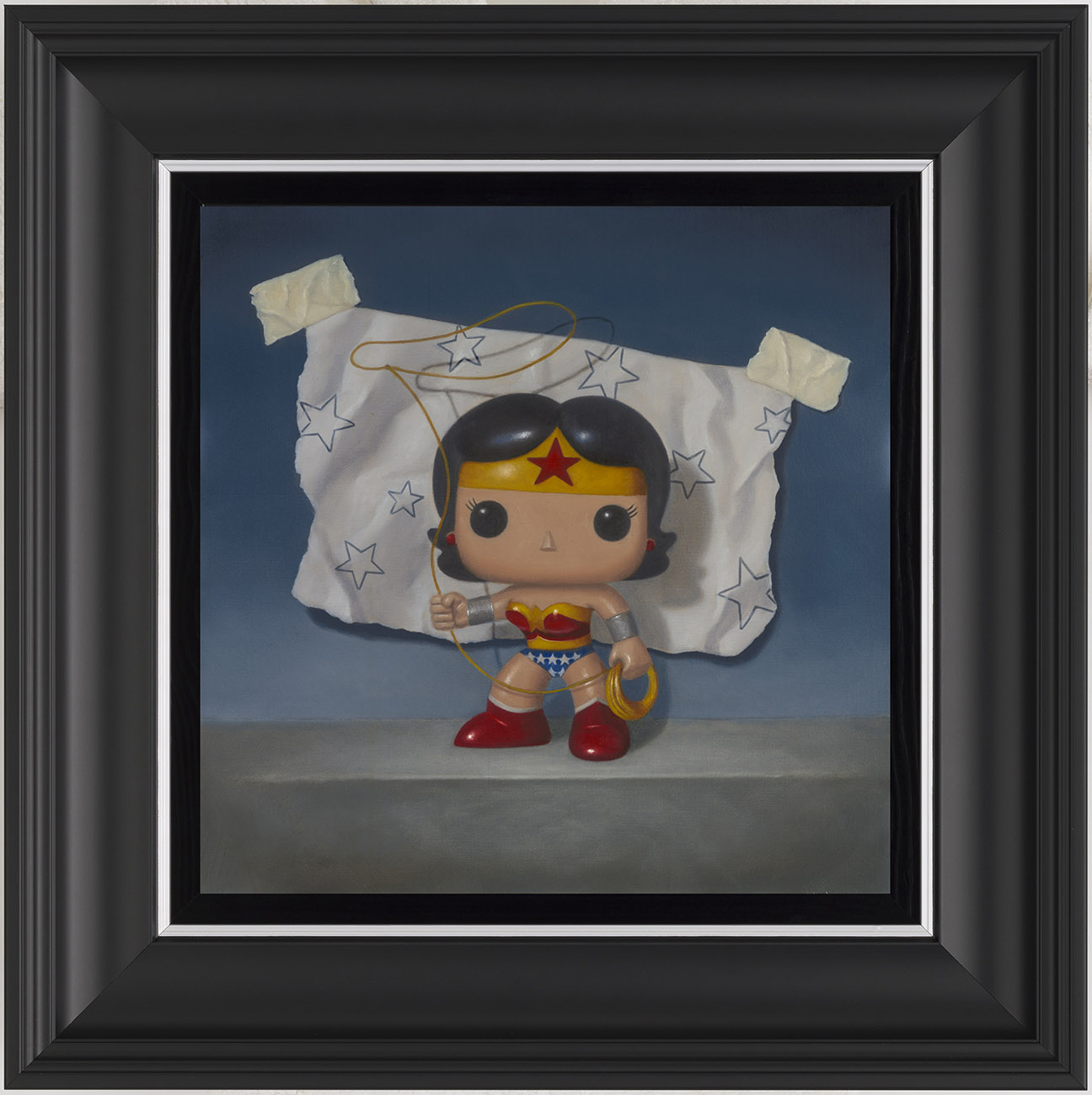 Lasso of Truth by Nigel Humphries