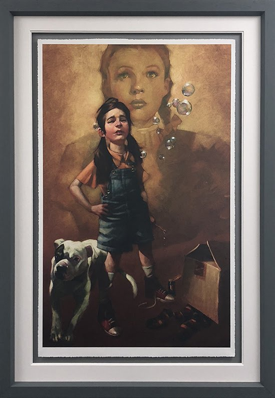 Now I Know We're Not In Kansas by Craig Davison