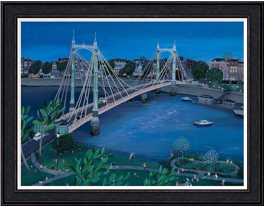 Albert Bridge by Jenni Murphy