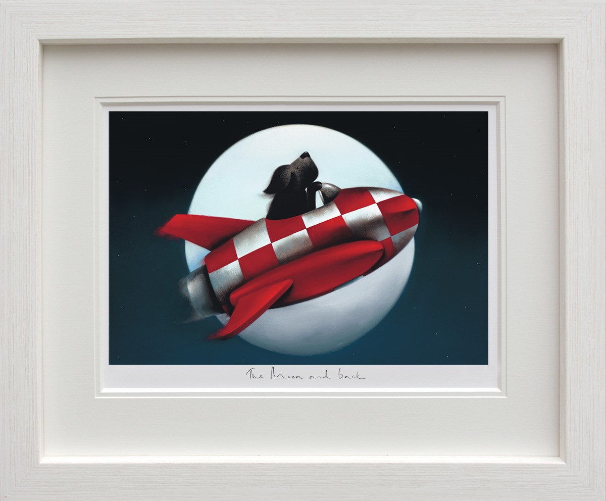 To The Moon and Back by Doug Hyde