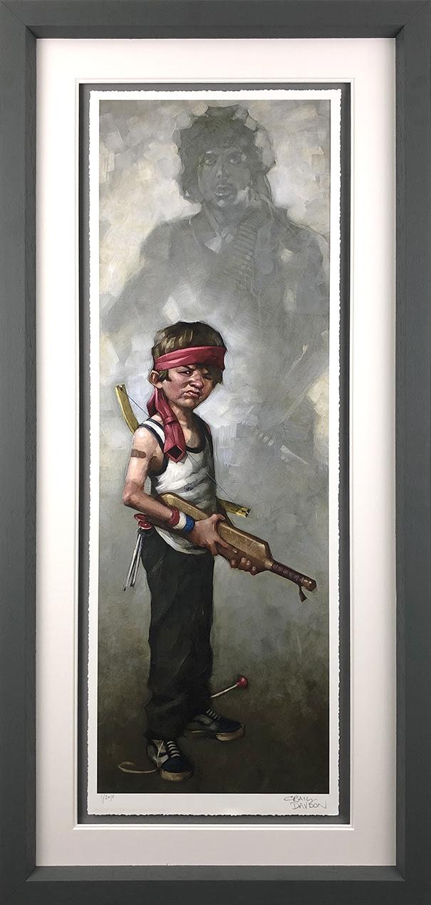 Don't Push It by Craig Davison