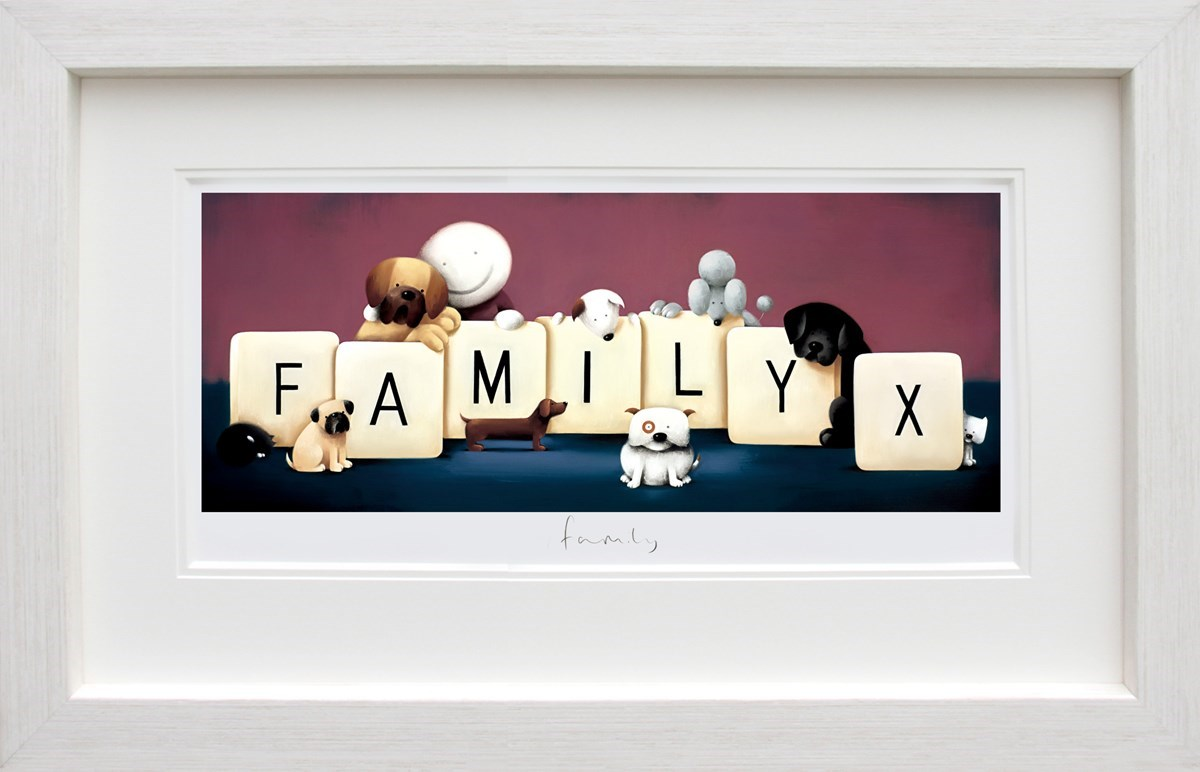 Family by Doug Hyde