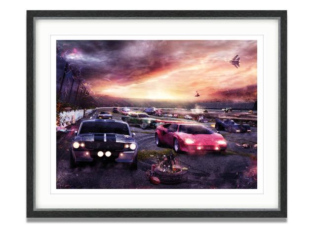 Petrol Heads  2 by Mark Davies