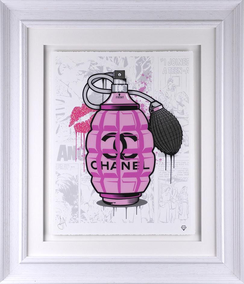 Designer Grenade- Chanel by JJ Adams