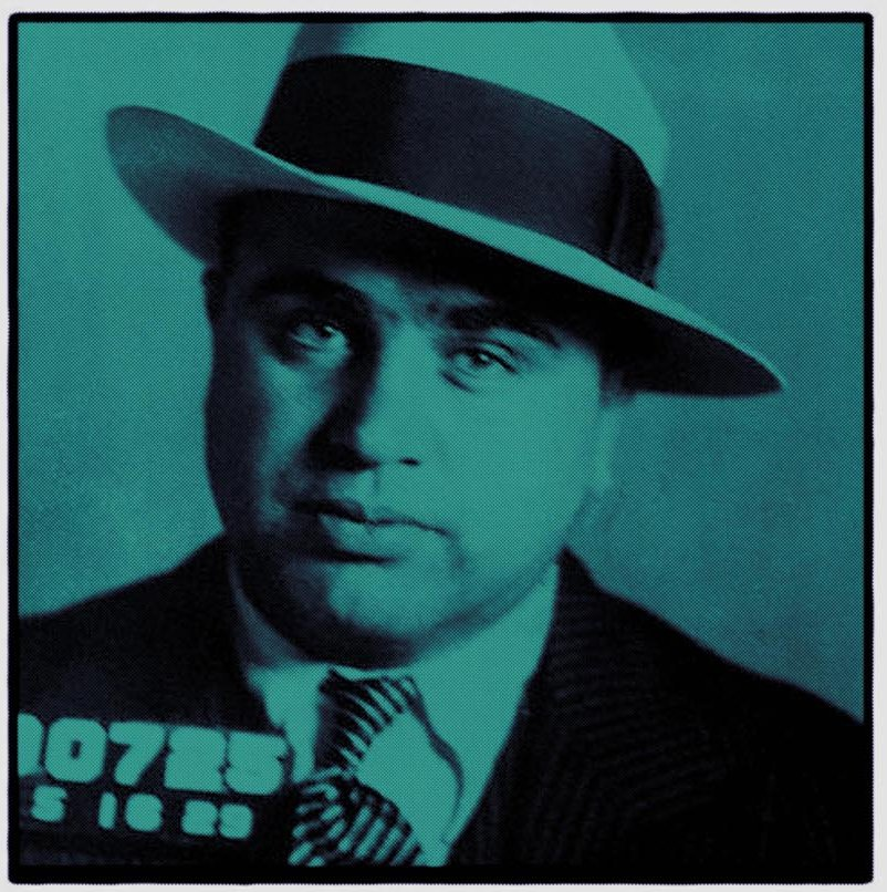 Al Capone by Louis Sidoli