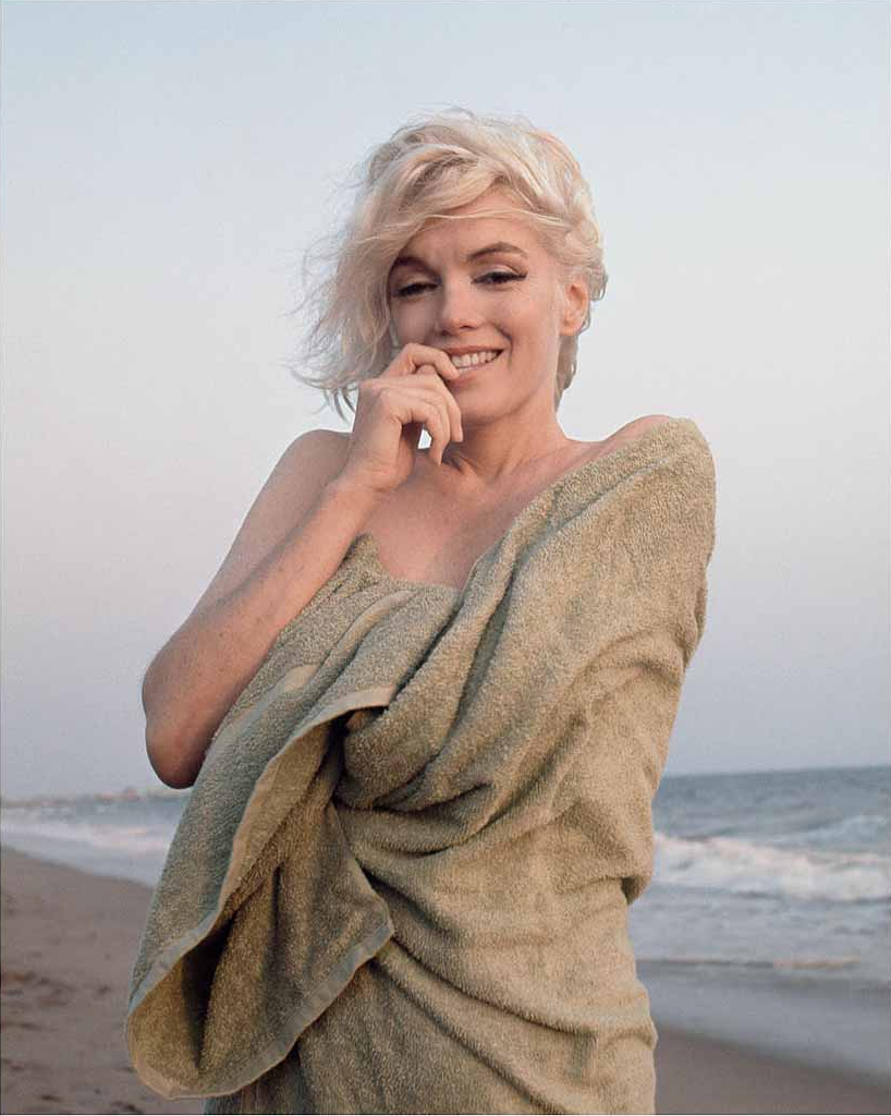 Beach Towel, Santa Monica Beach, 1962 by Edward Weston Collection
