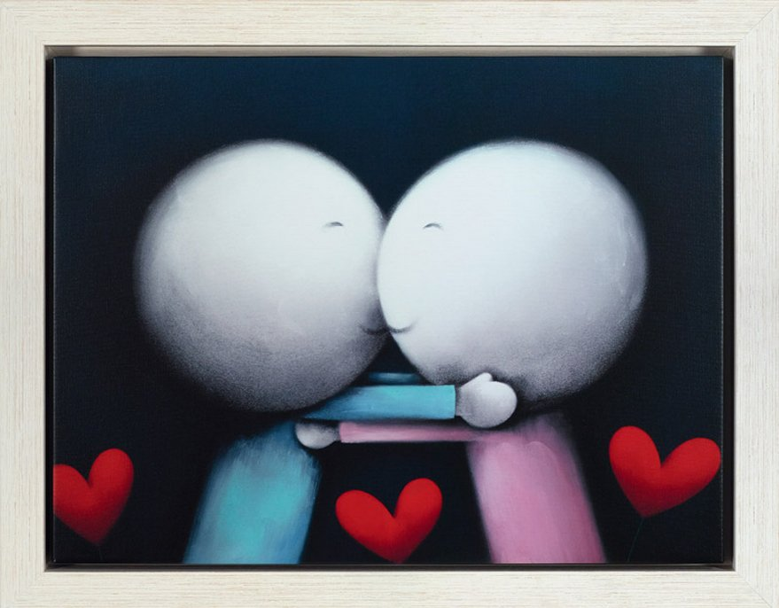 Bisou II (Deluxe) by Doug Hyde