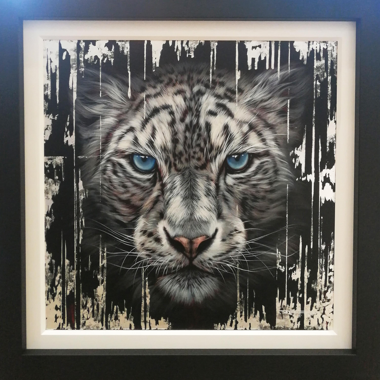 Blue Stare by Ben Jeffery