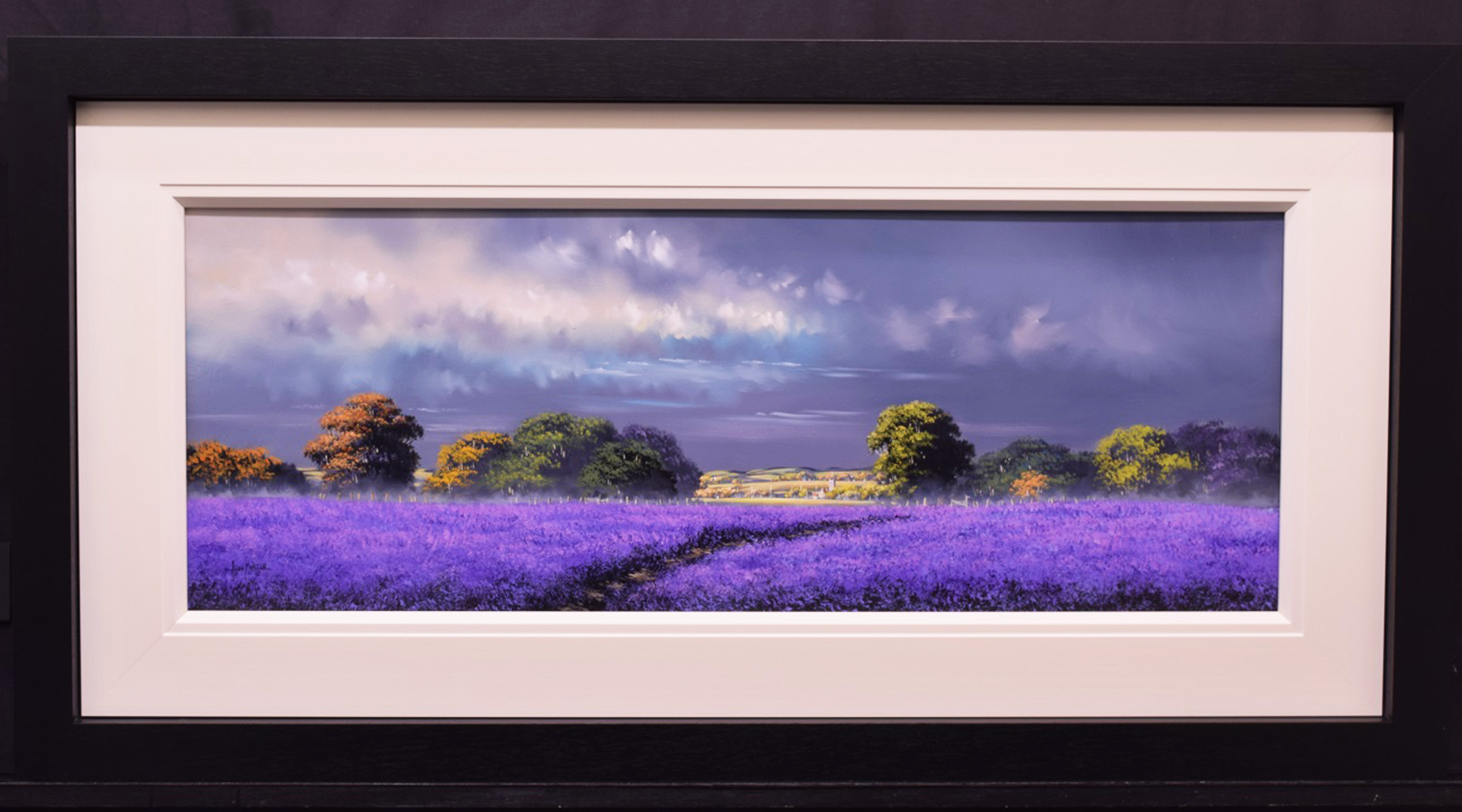 Bluebell Pathway by Allan Morgan