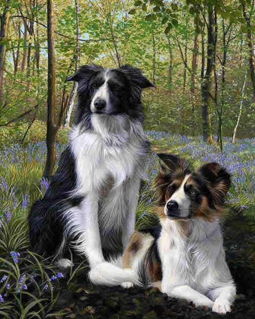 Blues & Twos by Nigel Hemming
