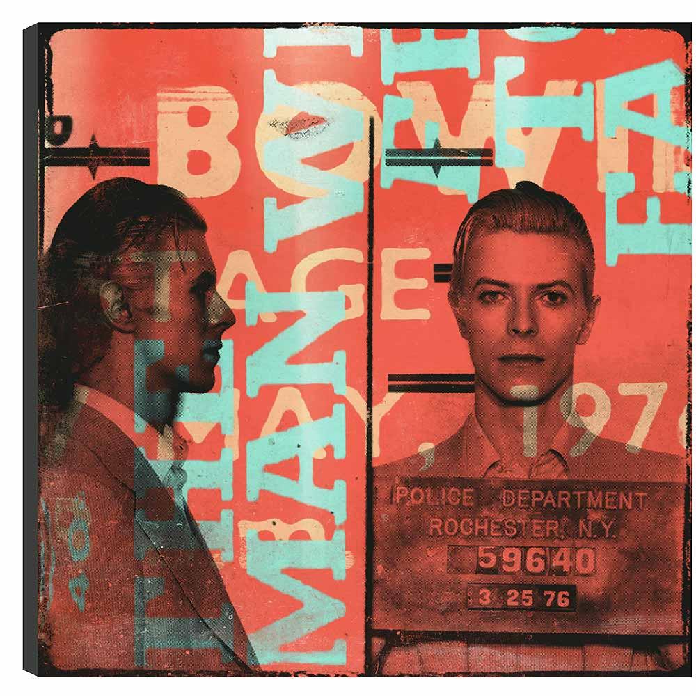 Bowie by Louis Sidoli