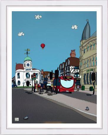 Bridge Street, Stratford Upon Avon by Dylan Izaak