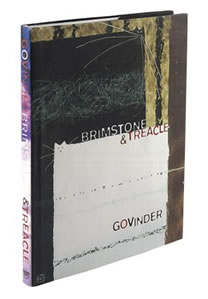 Brimstone and Treacle - Book by Govinder Nazran