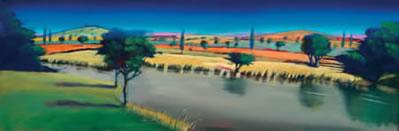 Calm Waters by Paul Powis