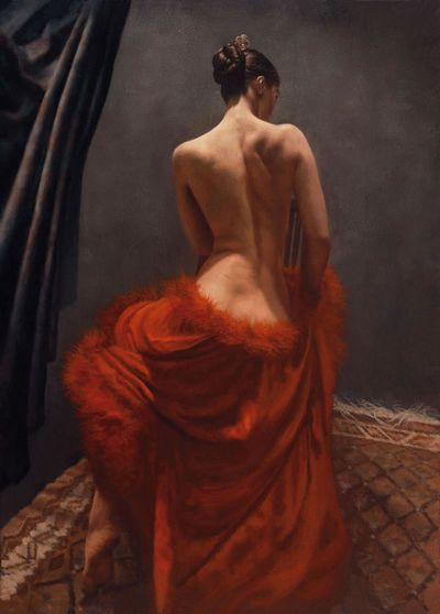 Camellia by Hamish Blakely