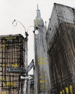 City Height IV by Paul Kenton