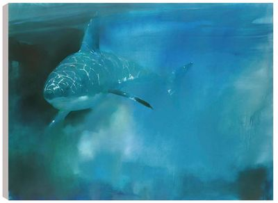 Cool Blue by Bill Bate