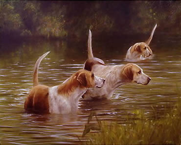 Cooling Down by John Silver