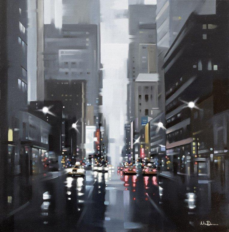 Dark Days by Neil Dawson