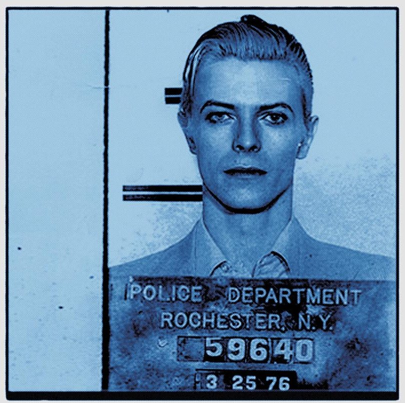 David Bowie by Louis Sidoli