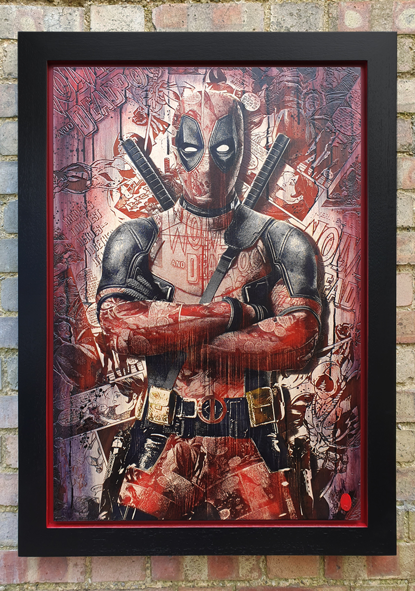 Deadpool (OV2) by Rob Bishop