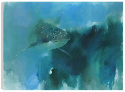 Deep Blue by Bill Bate