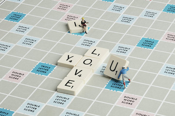 Double Word Score by Mr Kuu