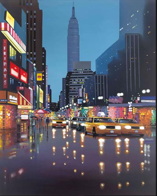 Empire State by Neil Dawson