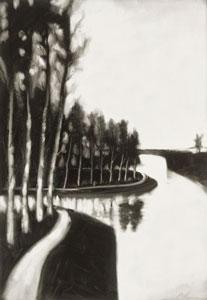 En Loire II by Paul Powis