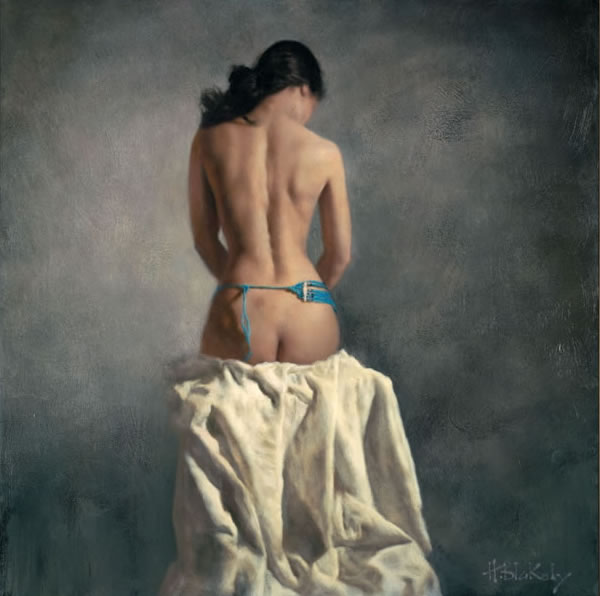 Fanciula Gentile by Hamish Blakely
