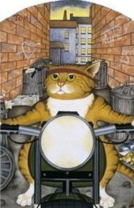 Fleasy Rider by Linda Jane Smith