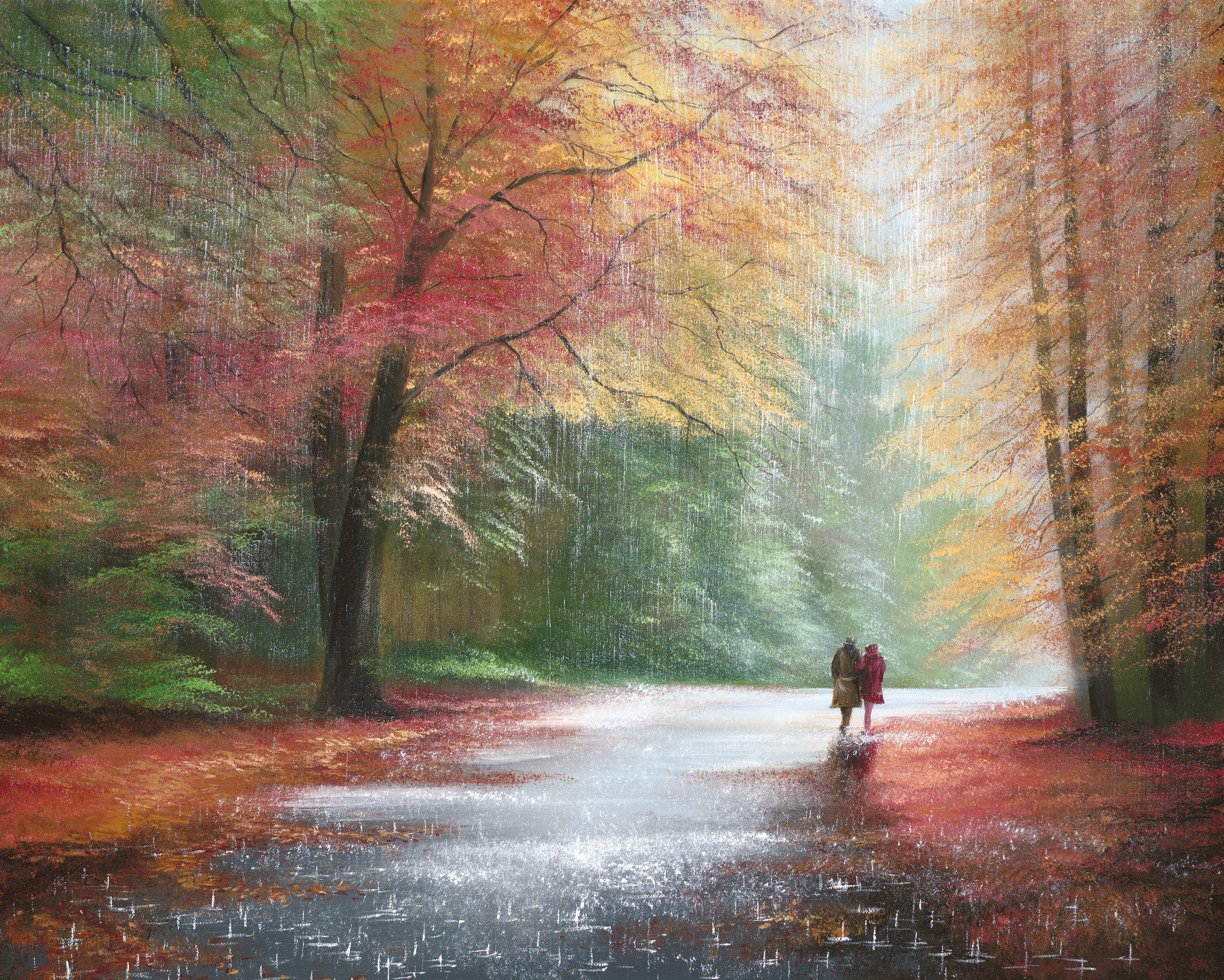 forever autumn by jeff rowland price sold out