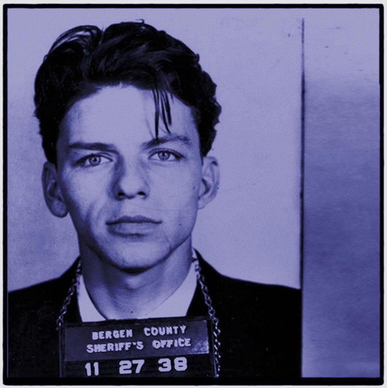 Frank Sinatra by Louis Sidoli