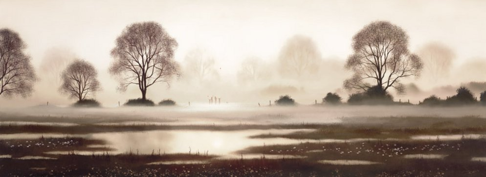 Freetime by John Waterhouse