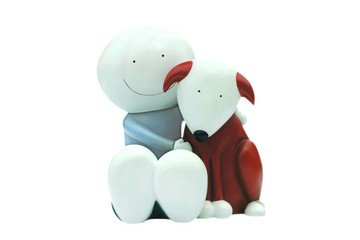 Friendship by Doug Hyde