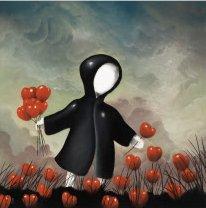 Gathering Love by Mackenzie Thorpe