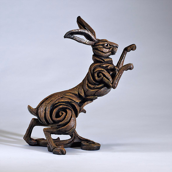 Hare by Edge Sculptures by Matt Buckley