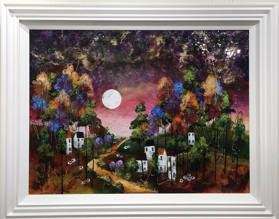 Harvest Moon by Roz Bell