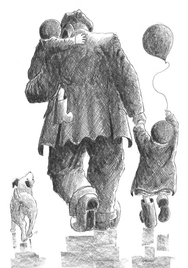 Heading Home by Alexander Millar