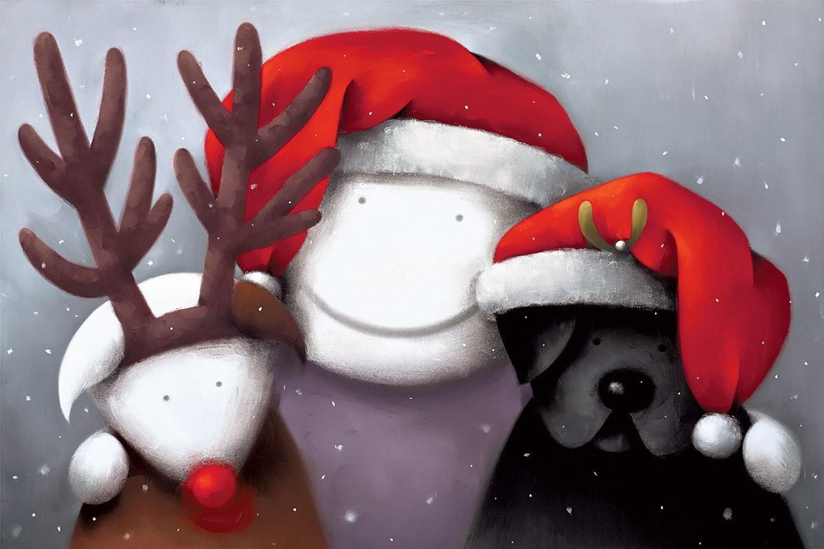 Ho Ho Ho by Doug Hyde