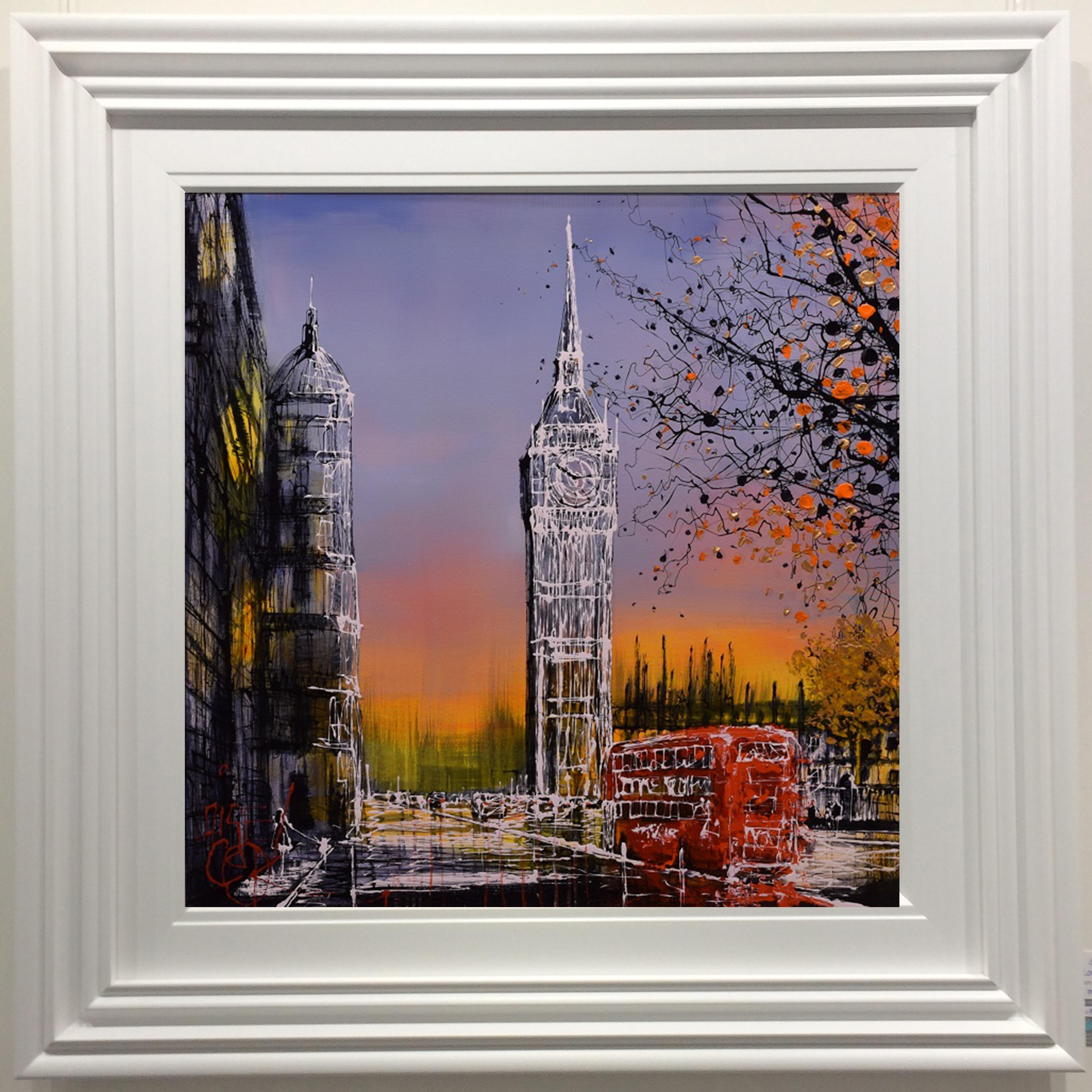 Iconic London by Nigel Cooke